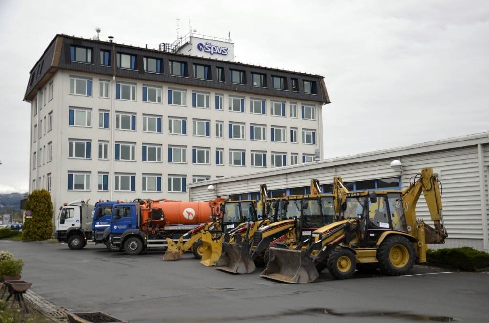Budova SPVS