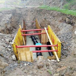 Rekonstrukce přivaděče zajistí více kvalitní vody pro Hubenov