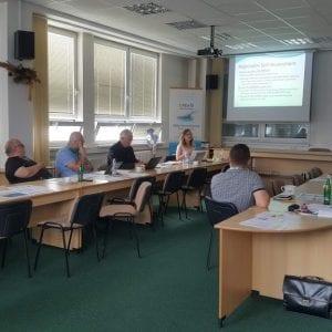 Inovace a projekty vodního hospodářství Jihomoravského kraje