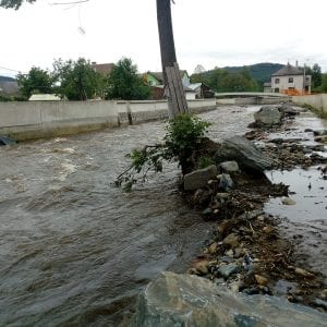 Povodí Moravy začalo sčítat a odstraňovat povodňové škody
