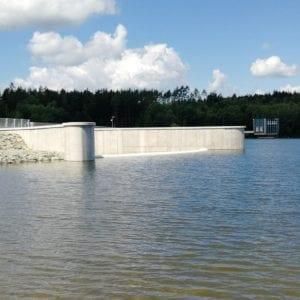 Povodí Moravy dokončilo rekonstrukci vodní nádrže Boskovice
