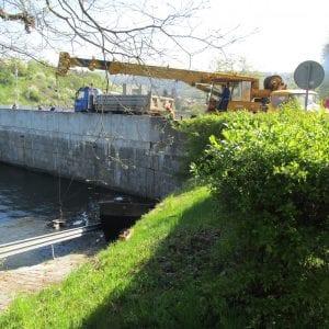 Povodí Moravy z vodních nádrží odklidilo tuny naplaveného odpadu
