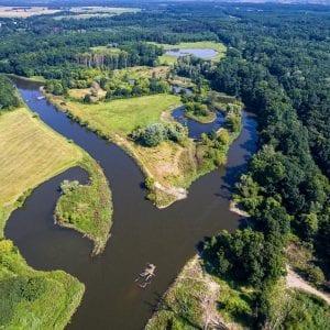 Projekt Povodí Moravy ve finále environmentální soutěže