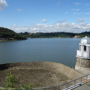 Vodní nádrž Plumlov získá nový bezpečnostní přeliv
