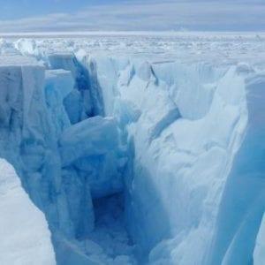 Ztenčování grónských ledovců nejde zastavit, tvrdí studie