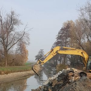 Na opravy Baťova kanálu má Povodí Moravy o dva týdny méně