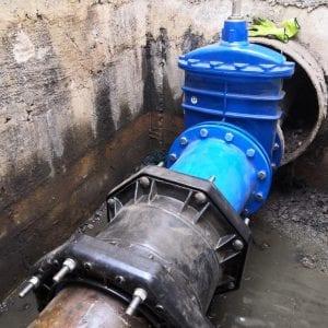 Nejrozsáhlejší kladenská vodovodní rekonstrukce bez přerušení dodávek vody