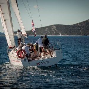Jachtařský tým společnosti Pumpa zvítězil v závodě Pumps Adriatic Tour