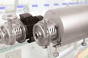 CTX – zcela nová řada vysoce výkonných odstředivých čerpadel