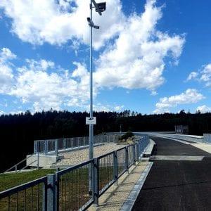 Firma NWT dodala monitorovací systém pro Povodí Moravy