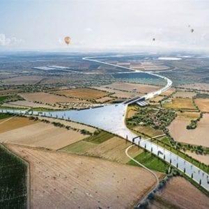Ostrava je proti vybudování vodního koridoru Dunaj-Odra–Labe