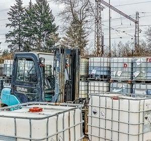 Purum ukončila provoz bývalé čistírny v Hradci Králové