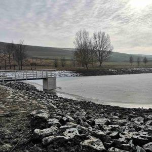 Obnova MVN Otnice posílí retenci vody v krajině i biodiverzitu