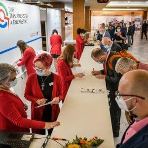 Konference Dny teplárenství a energetiky se bude konat v září v Olomouci