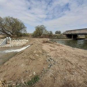 Povodí Moravy začalo napouštět Baťův kanál u Veselí nad Moravou