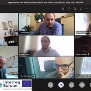 Projekt iWATERMAP vstupuje do udržitelné fáze