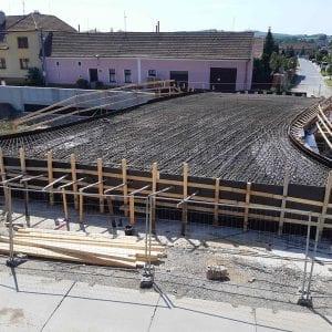 Součástí protipovodňových opatření Kunovic je stavba nového mostu