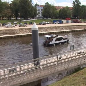 Lodní doprava na Vltavě láme rekordy